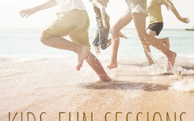 Kids Fun Sessions @ Astir Beach