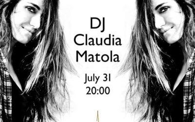 Claudia Matola @ Nice N Easy Seaside
