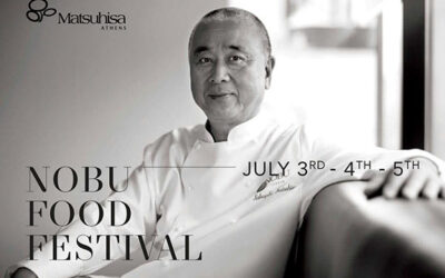 Nobu Food Festival